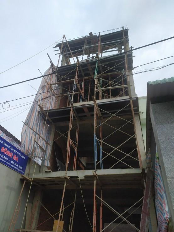 Thi công xây dựng trọn gói nhà phố quận 12