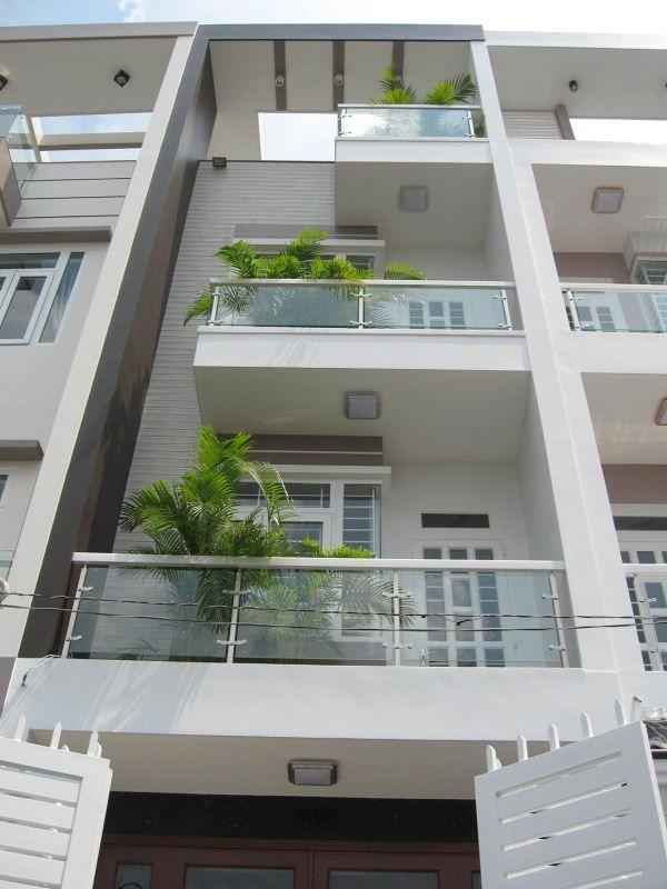 Chuyên mục thiết kế kiến trúc nhà phố