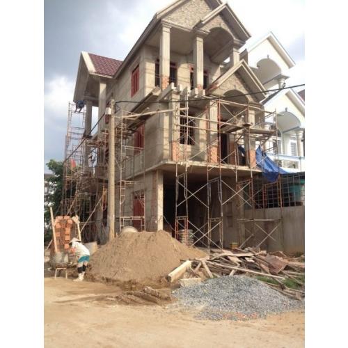 Báo giá thi công xây dựng