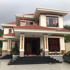 Nhà vườn anh Long Bình Chánh, TP.HCM
